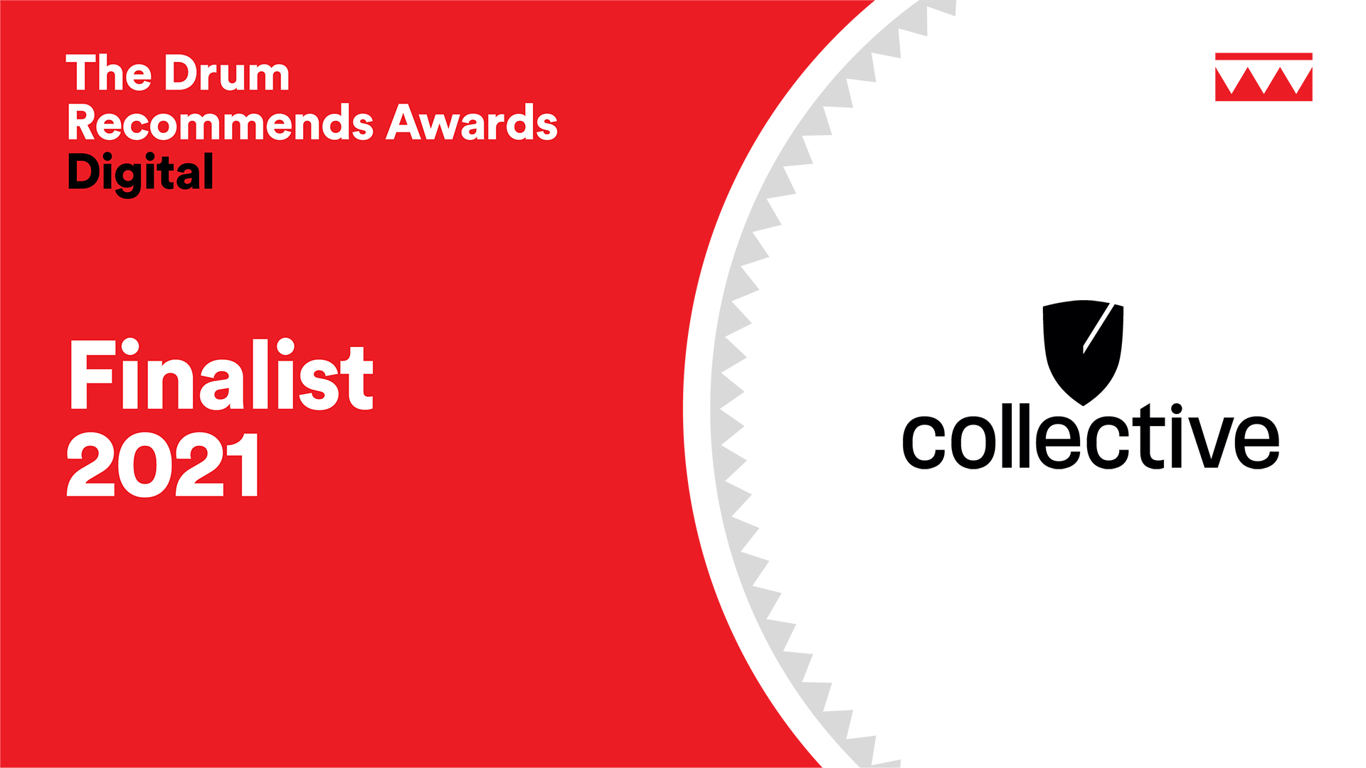 Collective Are The Drum Recommends Awards Finalists